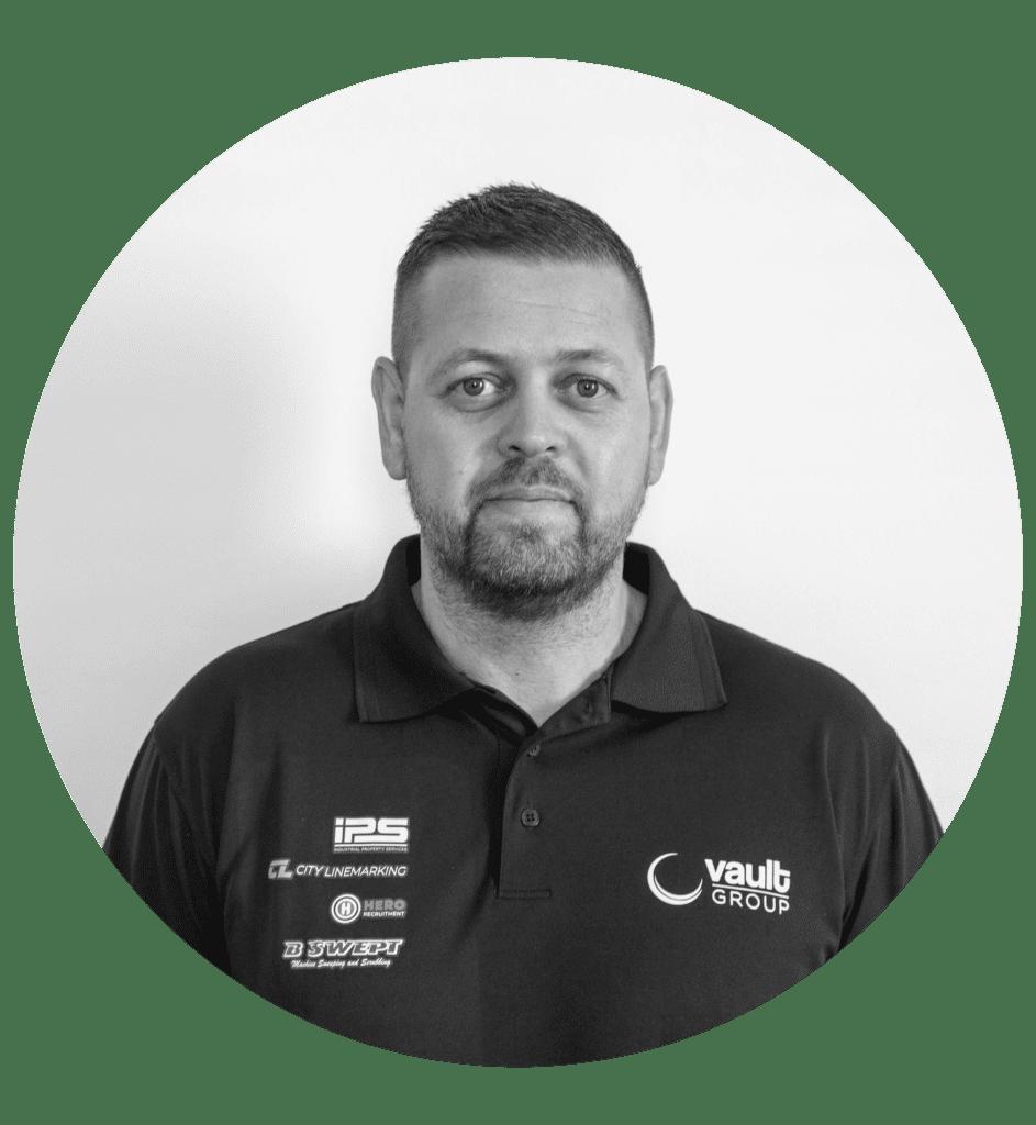 Vault Group Manager - Gavin