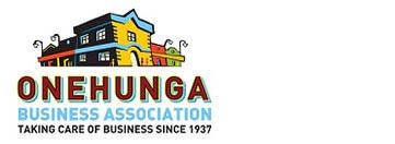 Onehunga Business Association logo